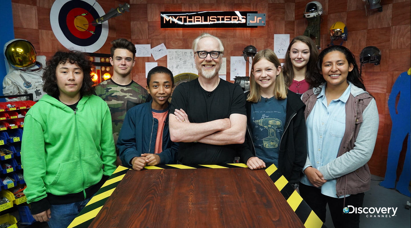Discovery Channel - Mythbusters Jr.