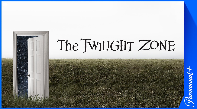 The Twilight Zone Paramount+-suoratoistopalvelussa