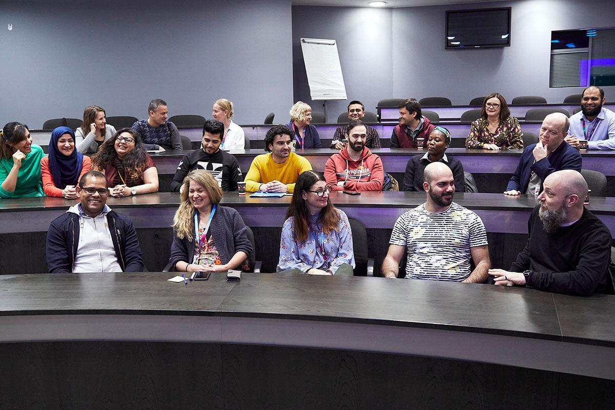 Startup Refugees -mentorointiohjelma