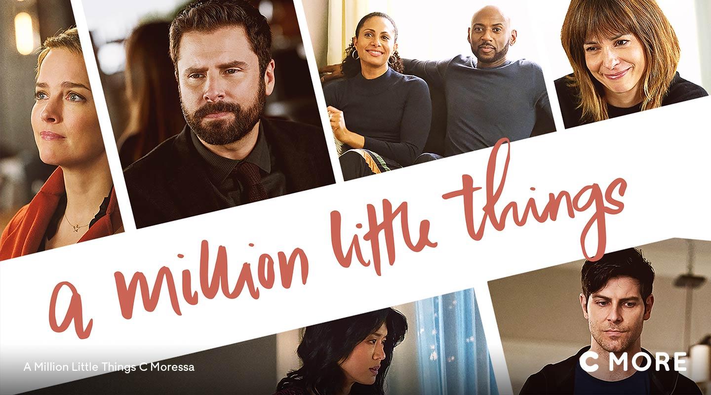 A Million Little Things C Moressa