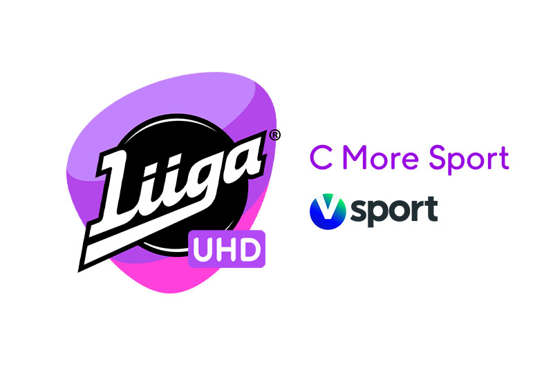 Telia Liigapassi + C More Sport + V sport