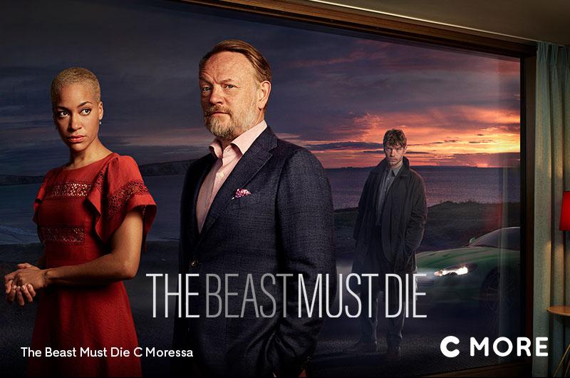 The Beast Must Die C Moressa