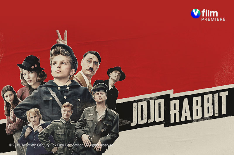 V film - Jojo Rabbit