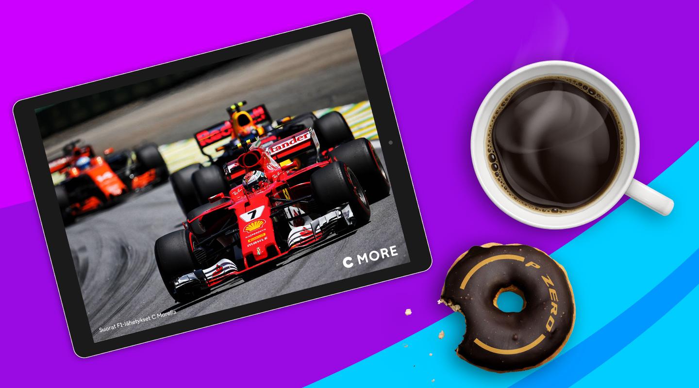 Formula 1 – C More Sport
