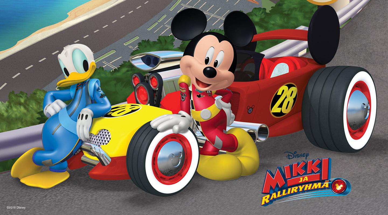 Disney Mikki ja Ralliryhma 1440x800