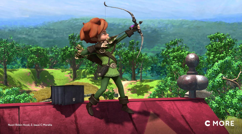 C More – Nuori Robin Hood