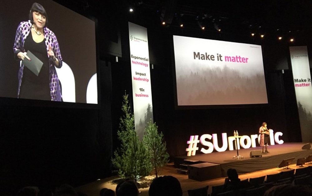 Singularity U Nordic Summit