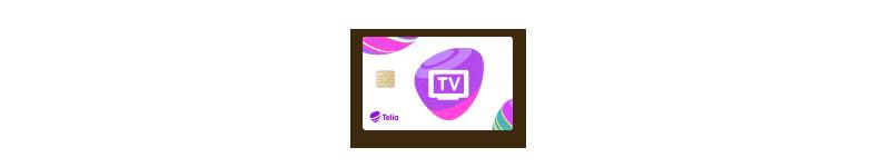 Telia TV kaapelikortti