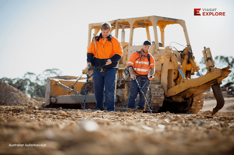 Australian kullankaivajat – Viasat Explore