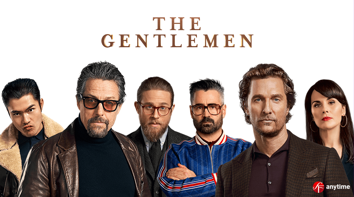 SF Anytime - The Gentlemen