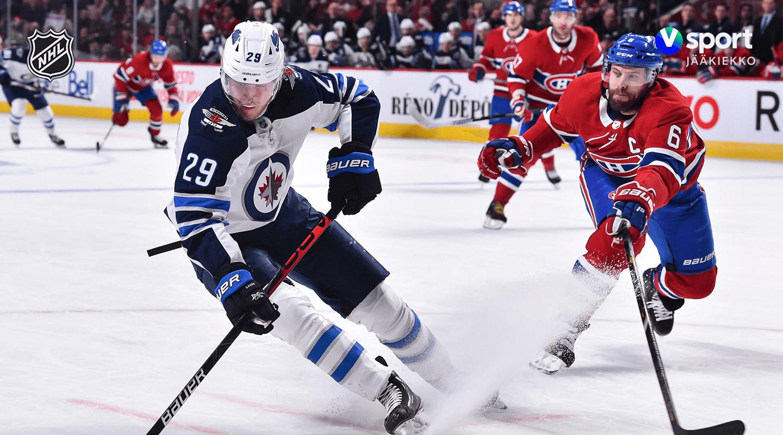 NHL-jääkiekkoa – V sport jaakiekko