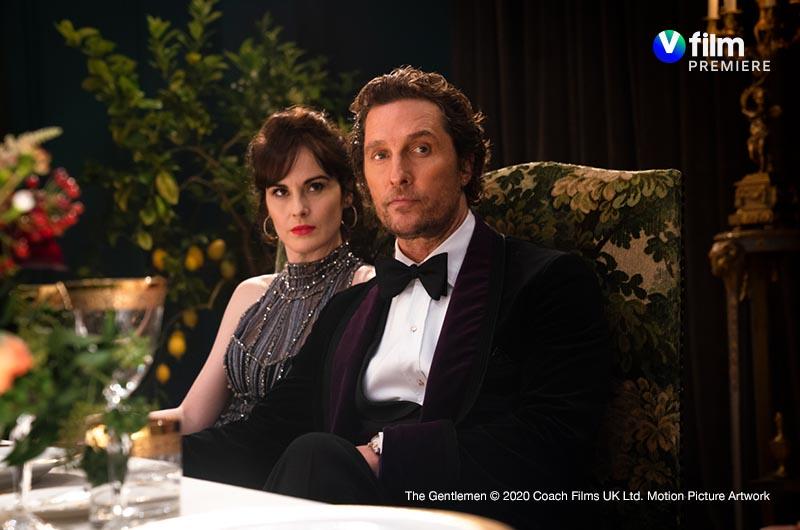 The Gentlemen V film premiere -kanavalla