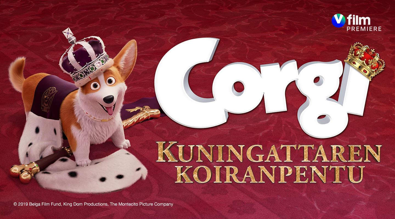 Corgi – Kuningattaren koiranpentu – V film premiere