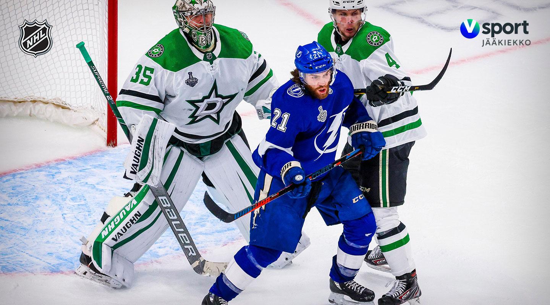 NHL V sport jääkiekko - kanavalla