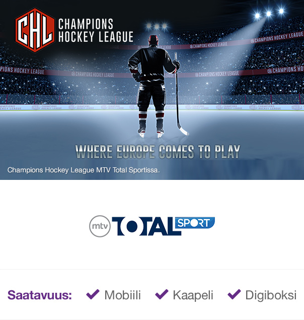 CHL / MTV Total Sport