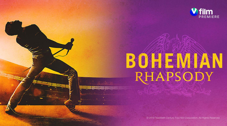 V film – Bohemian Rhapsody
