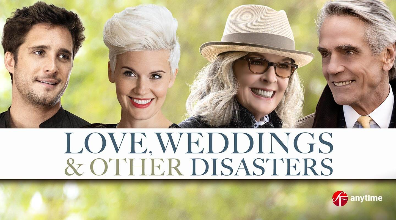 Love, Weddings and Other Disasters Vuokraamossa