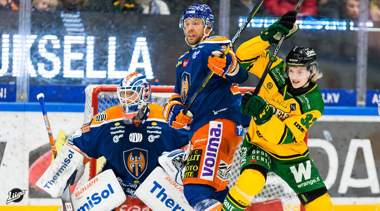 Liiga Tappara - Ilves 2018-2019