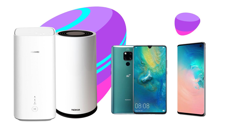 5G-laitteet