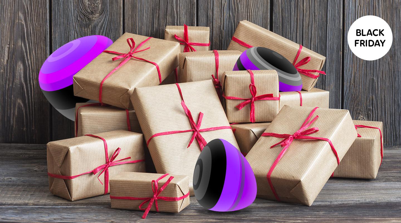 Black Friday -tarjouksista löytyy edullisesti joululahjat.