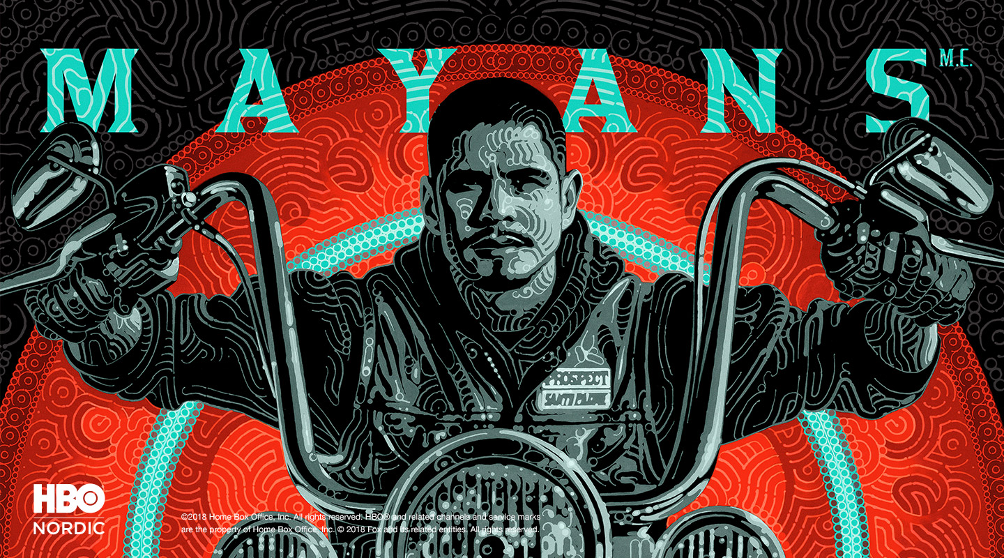 HBO Nordic – Mayans M.C.